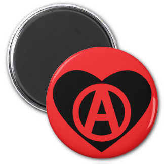 Anarchy Heart Edition 1 Magnet