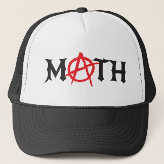Anarchy Math Trucker Hat