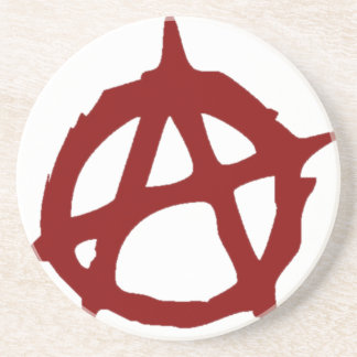 Anarchy - ONE:Print Coaster