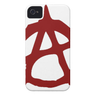 Anarchy - ONE:Print iPhone 4 Case