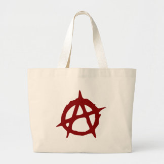 Anarchy - ONE:Print Large Tote Bag