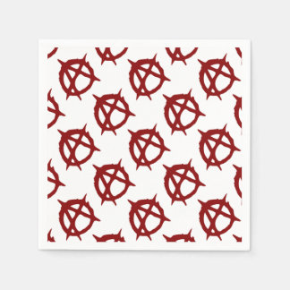 Anarchy - ONE:Print Paper Napkin