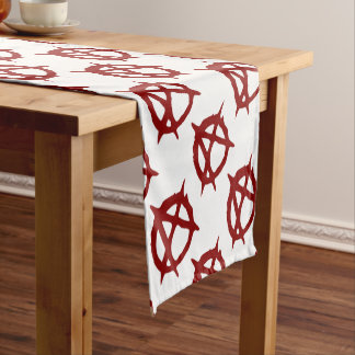 Anarchy - ONE:Print Short Table Runner