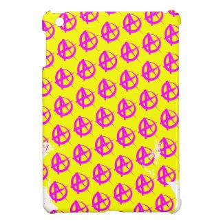 Anarchy Pattern iPad Mini Cover