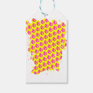 Anarchy Pattern Pack Of Gift Tags