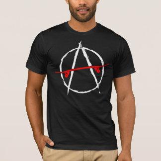 Anarchy skate design T-Shirt