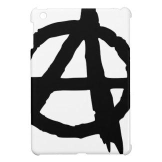 Anarchy Symbol iPad Mini Cover