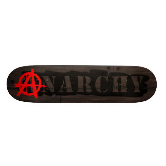 Anarchy Tag Skateboard Decks