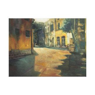 Anarkali-A backstreet Canvas Print