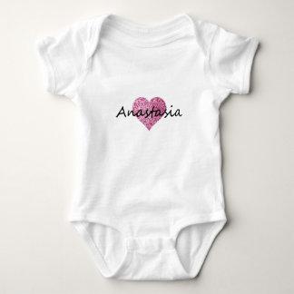 Anastasia Baby Bodysuit