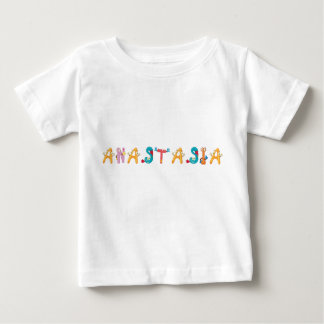 Anastasia Baby T-Shirt