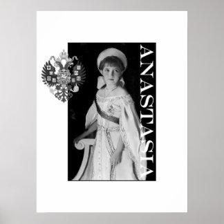 Anastasia, the littlest Grand Duchess Poster