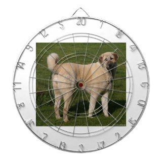 Anatolian Shepherd Dog Dartboard