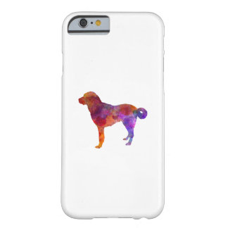 Anatolian Shepherd Dog in watercolor Barely There iPhone 6 Case