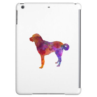 Anatolian Shepherd Dog in watercolor Cover For iPad Air