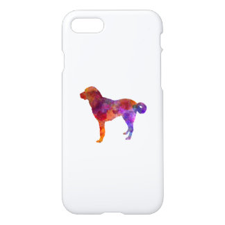 Anatolian Shepherd Dog in watercolor iPhone 8/7 Case
