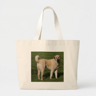 Anatolian Shepherd Dog Large Tote Bag