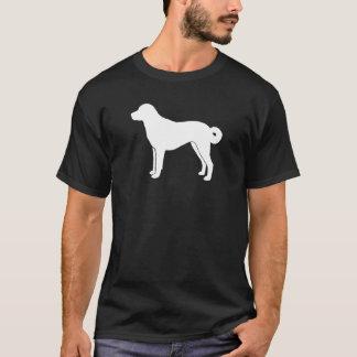 Anatolian Shepherd Dog Silhouette T-Shirt