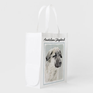 Anatolian Shepherd Reusable Grocery Bag
