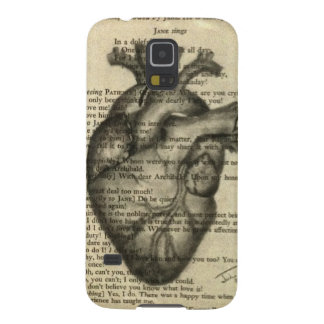 anatomical heart case for galaxy s5