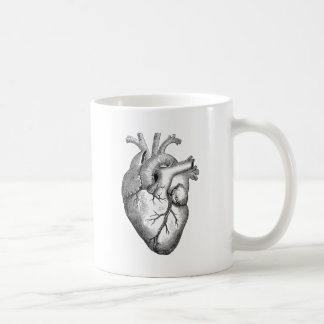 Anatomical Heart Coffee Mug