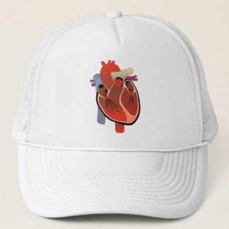 ANATOMICAL HEART Trucker Hat