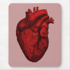 Anatomical Human Heart Mouse Pad