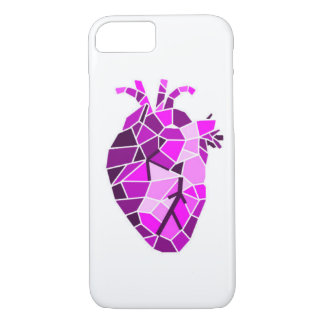 Anatomical Stone Heart Phone Case