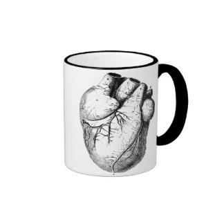 Anatomically Correct Heart Ringer Mug