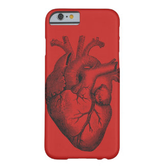 Anatomy - Heart Barely There iPhone 6 Case