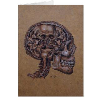 Anatomy of a Schizophrenic Card