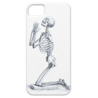 Anatomy of Bones iphone 5 barely there case