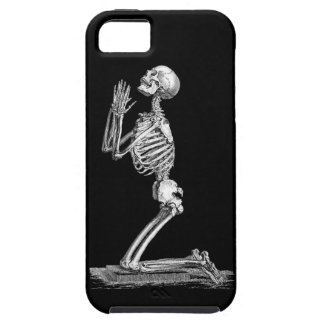 Anatomy Skeleton Illustration iPhone 5 Case
