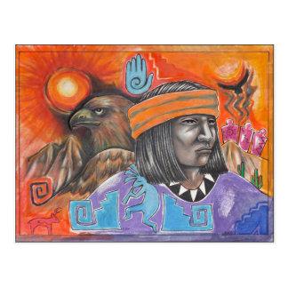 AnayaWari Ancestor Postcard