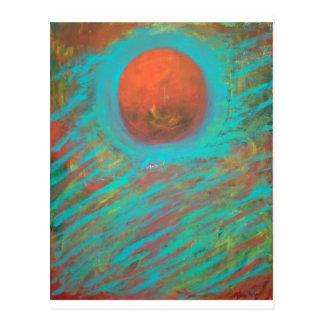 Anca Sofia Decorative Art: Here comes the sun Postcard