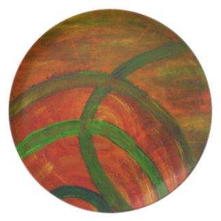 Anca Sofia Decorative Art: Windings Plate