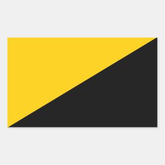 AnCap Flag Sticker