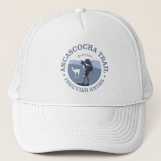 Ancascocha Trail Trucker Hat