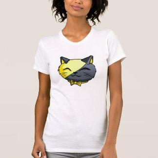 AnCat Anarchyball T-Shirt - AnCap Black and Yellow