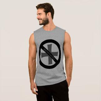 Ancertainty (dark) sleeveless shirt