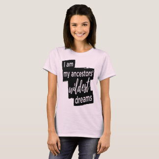 Ancestors Dream Large Graphic T-Shirt