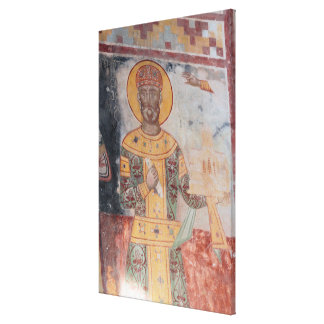 Anchient Religious Artwrok Canvas Print