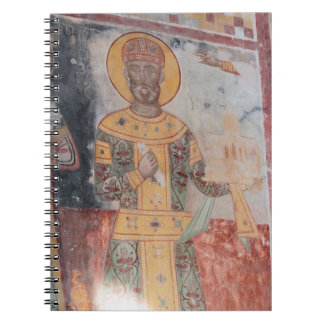 Anchient Religious Artwrok Notebook