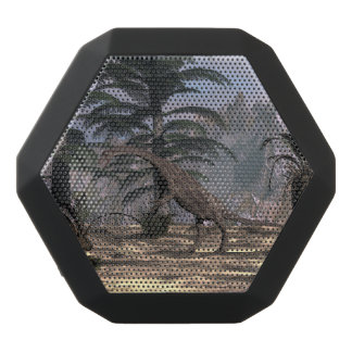 Anchisaurus dinosaur - 3D render Black Bluetooth Speaker