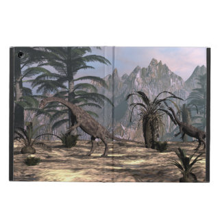 Anchisaurus dinosaurs - 3D render Case For iPad Air