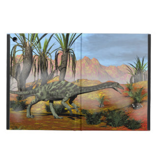 Anchisaurus dinosaurs - 3D render iPad Air Cover