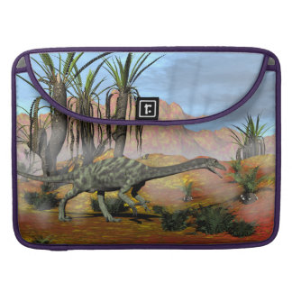 Anchisaurus dinosaurs - 3D render Sleeve For MacBook Pro