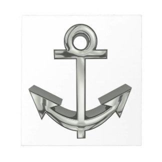 anchor #2 notepad