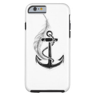 Anchor and Feather case