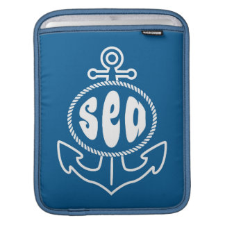Anchor And The Sea Sleeves For iPads